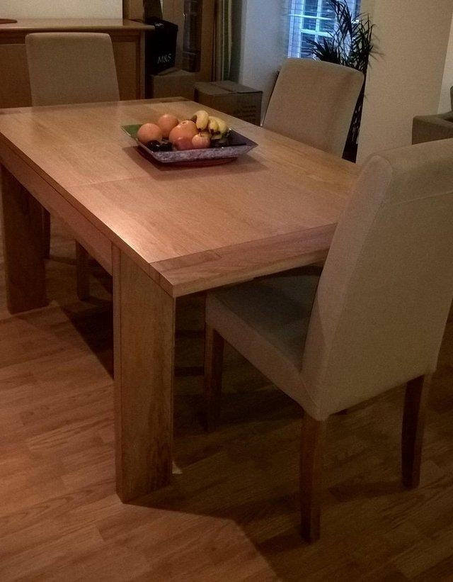 Used Oak Dining Chairs – Second Hand Household Furniture, Buy And For Recent Second Hand Oak Dining Chairs (Image 18 of 20)