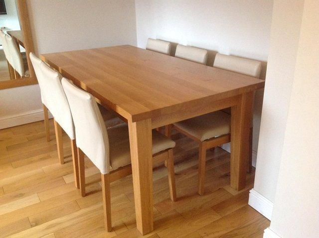 Used Oak Dining Chairs – Second Hand Household Furniture, Buy And Inside 2017 Second Hand Oak Dining Chairs (Image 19 of 20)
