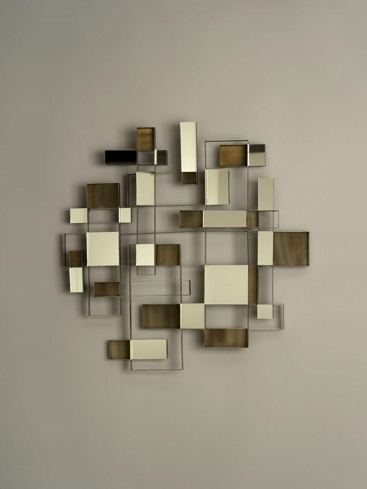 Useful And Decorative, What You Can Get From These 14 Best Mirror Within Modern Mirrored Wall Art (Photo 7 of 20)
