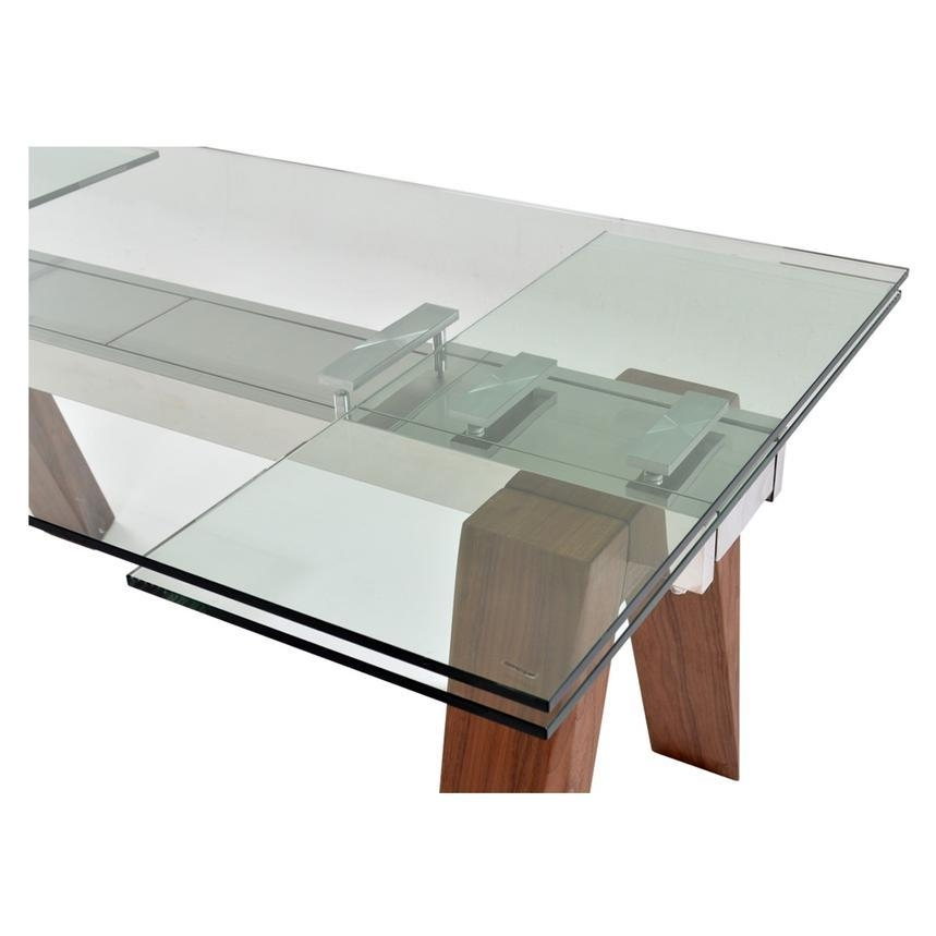 Valencia Extendable Dining Table | El Dorado Furniture Within Most Up To Date Extendable Dining Sets (Image 19 of 20)
