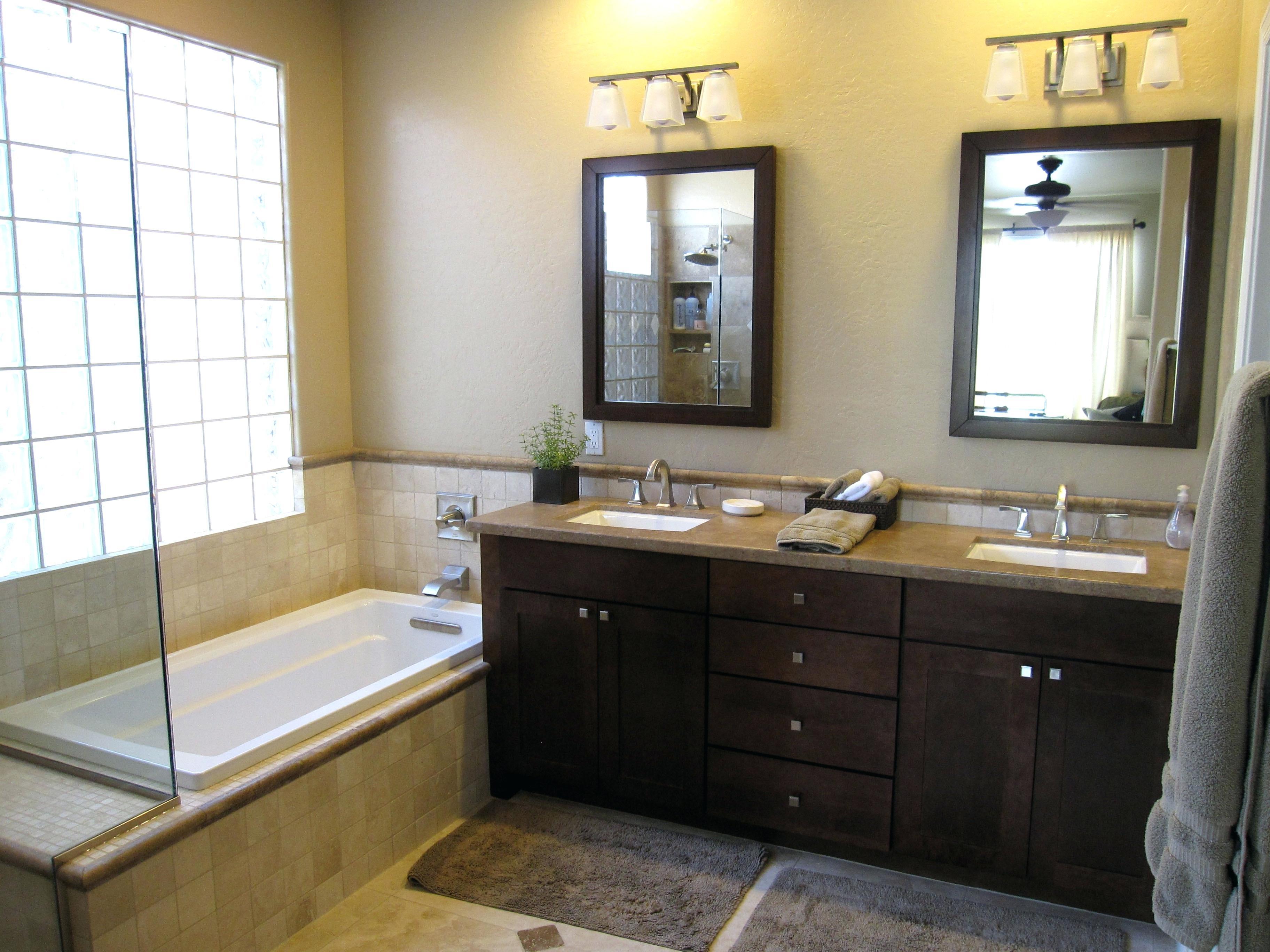 Vanities : Bathroom Vanity Showroom Seattle Oil Rubbed Bronze Throughout Seattle Custom Mirrors (Image 20 of 20)