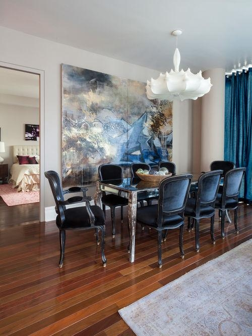 Velvet Dining Chair | Houzz With Velvet Dining Chairs (View 2 of 20)