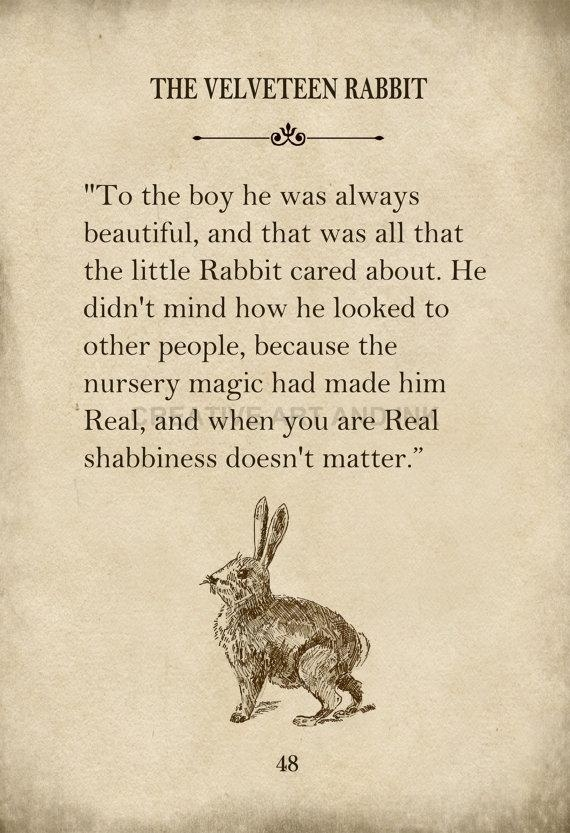 Velveteen Rabbit Wall Art Velveteen Rabbit Art Pints Story Throughout Velveteen Rabbit Wall Art (Image 13 of 20)
