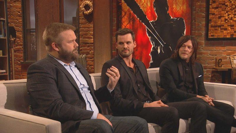 Video Extra – The Walking Dead – Talking Dead: Highlights: Season With Talking Dead Wood Wall Art (Image 17 of 20)