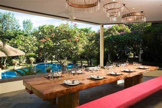 Villa Waru – Garden Residence, Nusa Dua Tanjung Benoa, Bali Villa In Bali Dining Tables (Image 15 of 15)