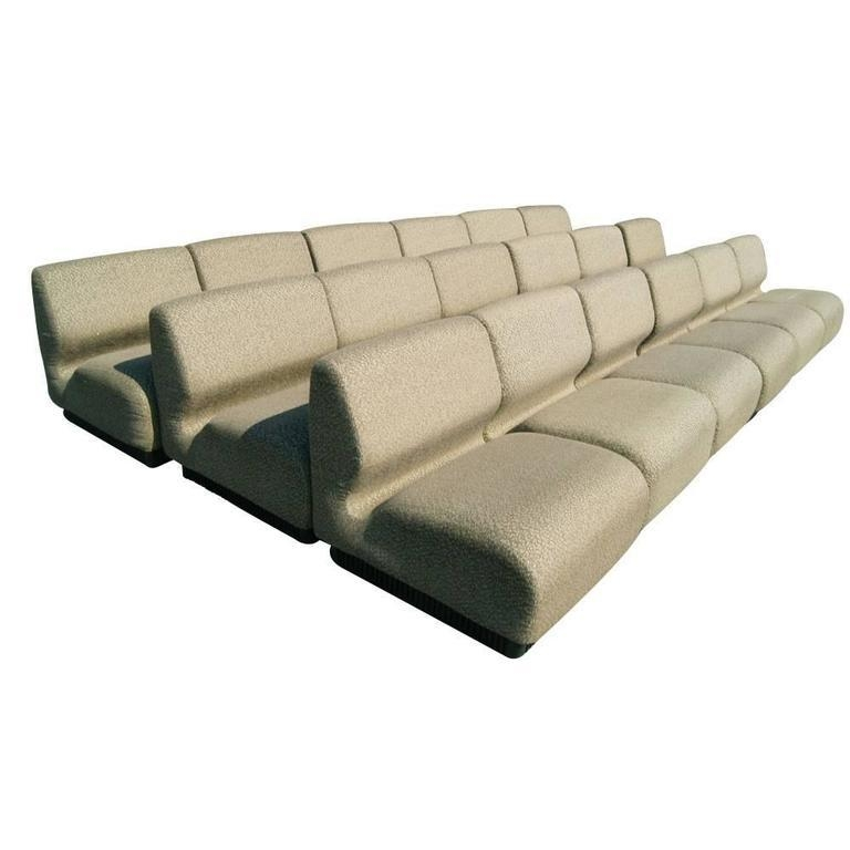 Vintage Herman Miller Don Chadwick Sofa For Sale At 1Stdibs In Chadwick Sofas (Photo 11 of 20)