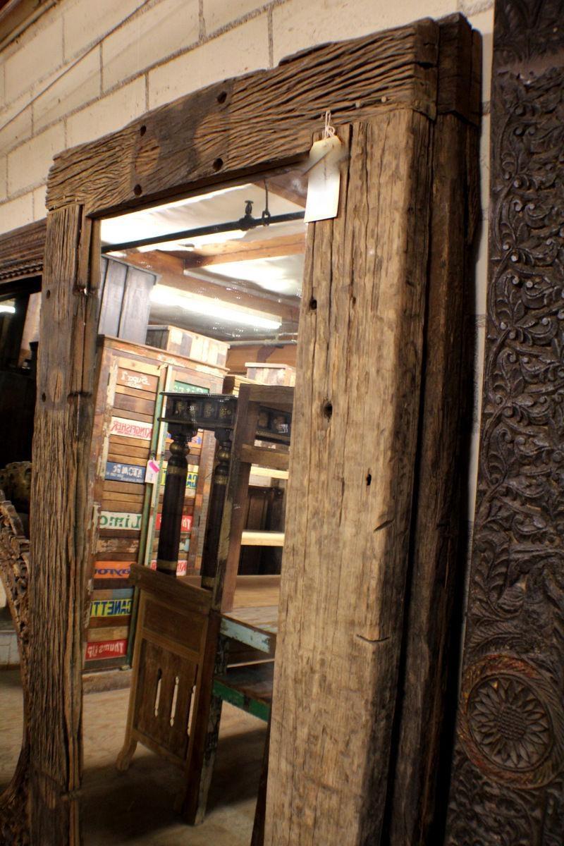 Vintage Wood Frame ~ Crowdbuild For . In Vintage Wood Mirrors (Photo 3 of 20)