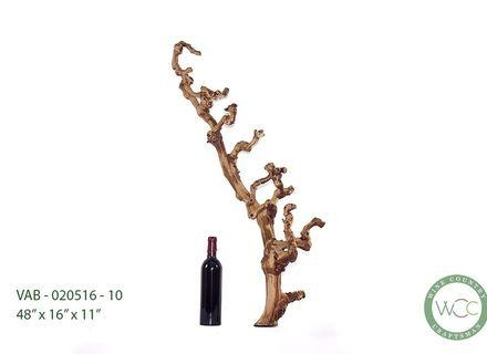 Wall Art Branch Vine – Blogstodiefor Regarding Old Grape Vine Wall Art (Image 9 of 20)