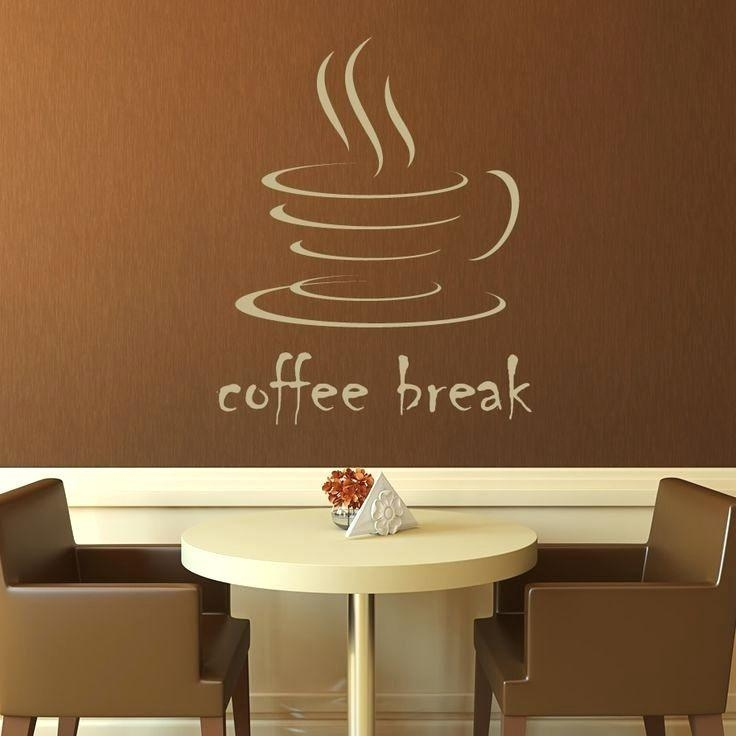 Wall Art ~ Cafe Wall Art Kitchen French Cafe Wall Art Classic Pertaining To Italian Coffee Wall Art (Image 20 of 20)