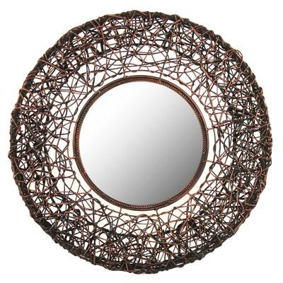 Wall Art Design Ideas: Aspire Benton Rattan Wall Art Round Unique With Wicker Rattan Wall Art (View 19 of 20)