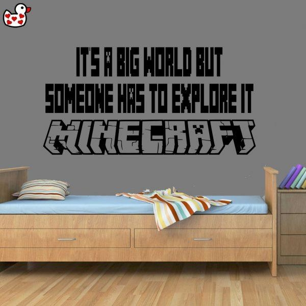 Wall Art Design Ideas: Astonishing Minecraft Wall Art Uk 47 On Within Minecraft Wall Art Uk (View 7 of 20)