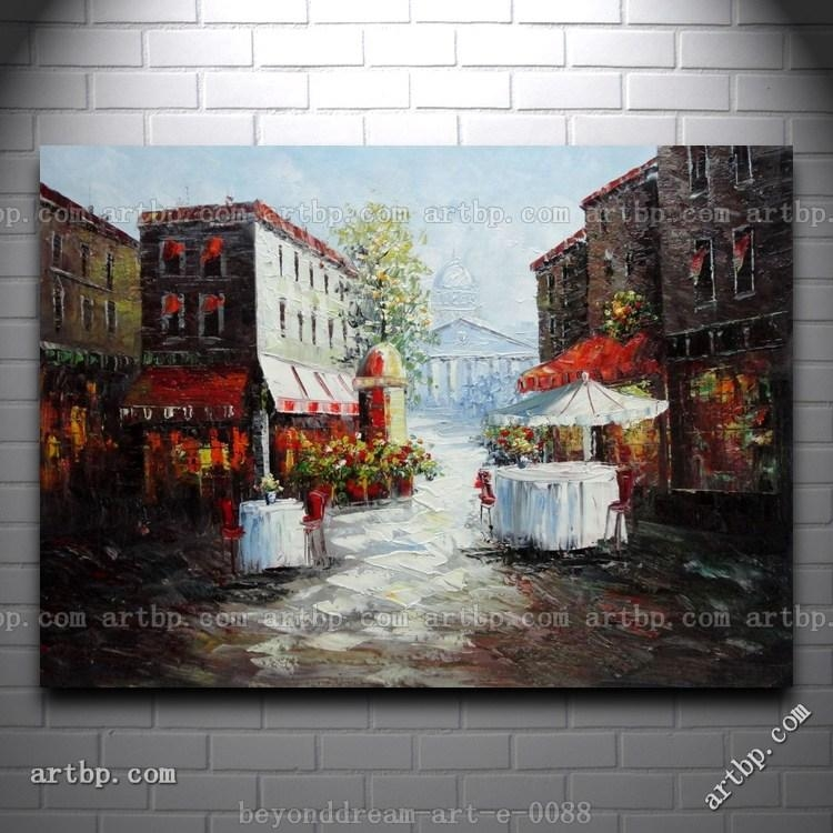 Wall Art Design Ideas: Best Bistro Wall Art Design Ideas, Cafe With Regard To Italian Bistro Wall Art (Image 19 of 20)