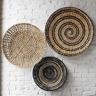 Featured Image of Wicker Rattan Wall Art