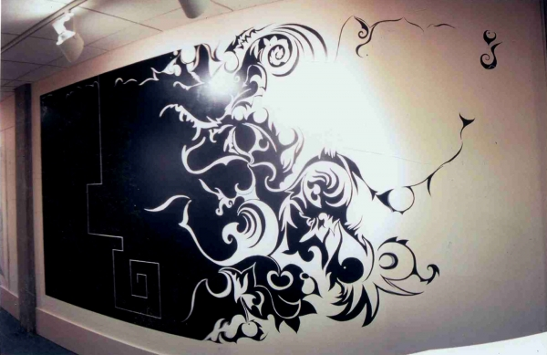 Wall Art Design Ideas: Black And White Tattoo Wall Art With Tattoos Wall Art (Image 17 of 20)
