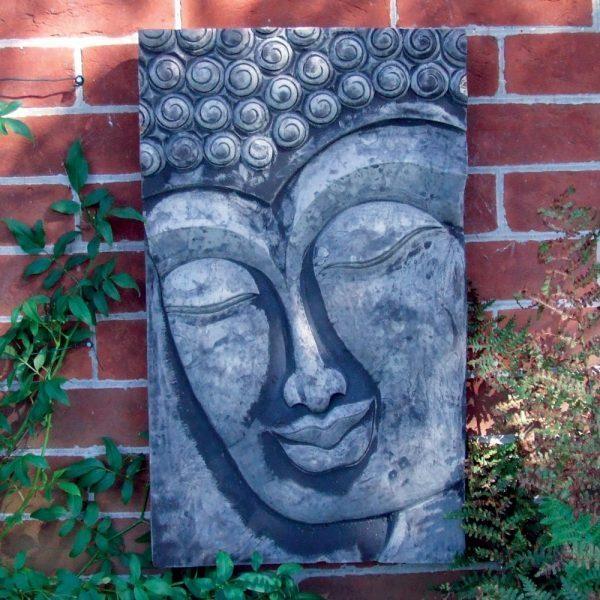 Wall Art Design Ideas : Buddha Outdoor Wall Art – Great Buddha In Outdoor Buddha Wall Art (Image 13 of 20)