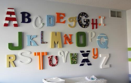 Wall Art Design Ideas : Decorative Initials Wall Art – Unique Pertaining To Decorative Initials Wall Art (View 11 of 20)