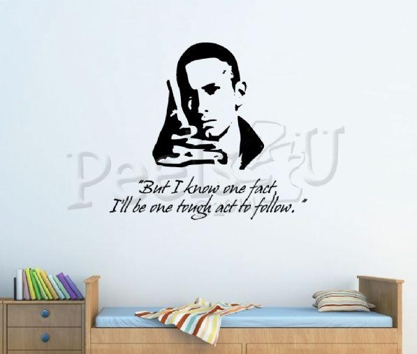 Featured Image of Eminem Wall Art