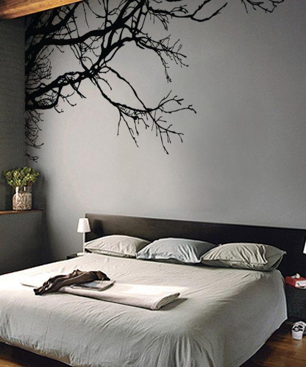 Wall Art Design Ideas: Fresh Wall Cling Art 44 On Family Tree Wall With Wall Cling Art (Image 16 of 20)