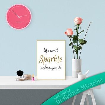 Wall Art Design Ideas : Inspirational Wall Art For Girls – Fancy Pertaining To Inspirational Wall Art For Girls (Image 17 of 20)