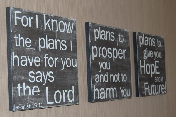 Wall Art Design Ideas : Jeremiah 29 11 Wall Art – Best Jeremiah 29 Pertaining To Jeremiah 29 11 Wall Art (Image 16 of 20)