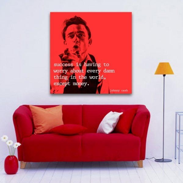 Wall Art Design Ideas : Johnny Cash Wall Art – Astonishing Johnny Throughout Johnny Cash Wall Art (Image 18 of 20)