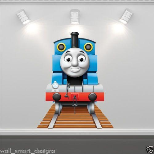 Wall Art Design Ideas: Lighting Thomas The Train Wall Art Simple With Thomas The Tank Wall Art (Image 18 of 20)