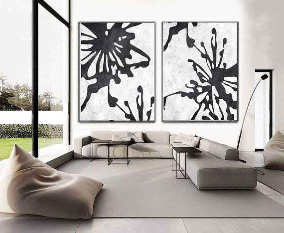 Wall Art Design Ideas: Luxury Extra Large Contemporary Wall Art 74 Regarding Extra Large Contemporary Wall Art (Image 14 of 20)