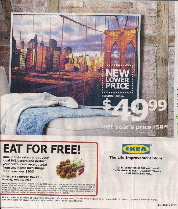 Wall Art Design Ideas: Luxury Ikea Brooklyn Bridge Wall Art 42 In For Ikea Brooklyn Bridge Wall Art (Image 12 of 20)
