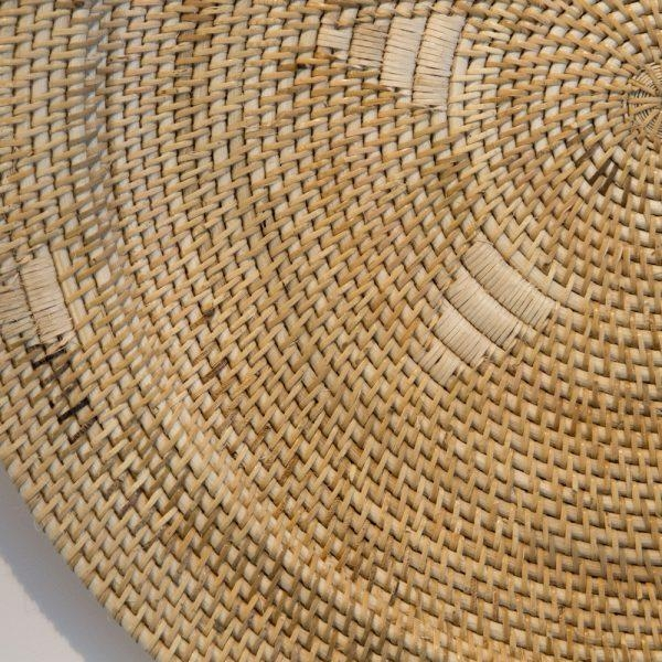 Wall Art Design Ideas: Luxury Wicker Rattan Wall Art 55 For Wire With Regard To Wicker Rattan Wall Art (Image 10 of 20)