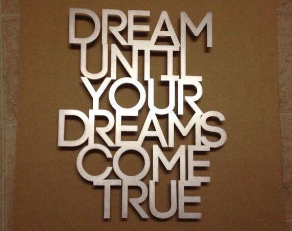 Wall Art Design Ideas : Metal Wall Art Quotes – Awesome Metal Wall Pertaining To Metal Wall Art Quotes (Image 14 of 20)