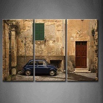 Wall Art Design Ideas: Multi Panel Wall Art Italy Simple Great Within Italian Wall Art (Image 14 of 20)