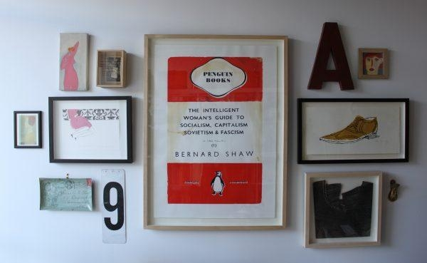 Wall Art Design Ideas : Penguin Books Wall Art – Trend Penguin In Penguin Books Wall Art (Image 19 of 20)
