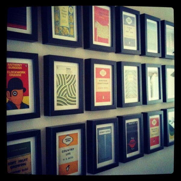 Wall Art Design Ideas : Penguin Books Wall Art – Trend Penguin Within Penguin Books Wall Art (Image 20 of 20)