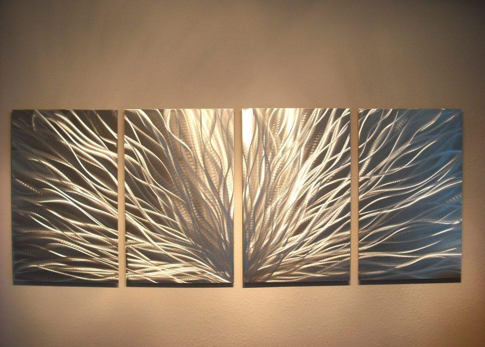 Wall Art Design Ideas: Perfect Sheet Metal Wall Art 57 With Within Sheet Metal Wall Art (Image 17 of 20)