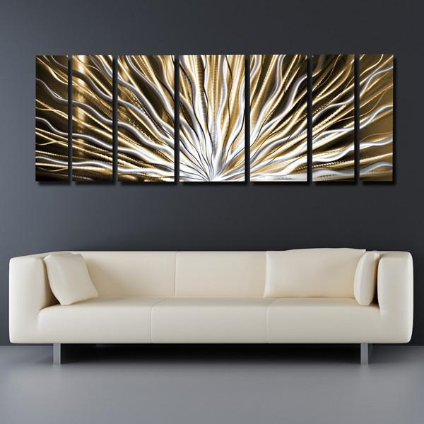 Wall Art Design Ideas: Vibration Abstract Large Modern Wall Art For Contemporary Oversized Wall Art (View 12 of 20)