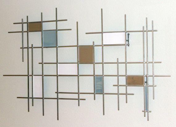 Wall Art Designs: Awesome 10 Metal Wall Art Sculpture Killer With Regard To 3D Metal Wall Art (View 5 of 20)