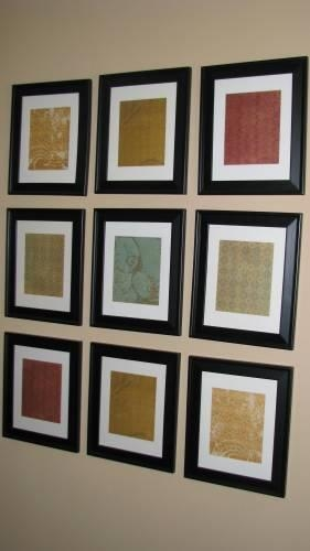 Wall Art Designs: Best Cheap Framed Wall Art Makes Handmade Framed Pertaining To Affordable Framed Wall Art (View 2 of 20)