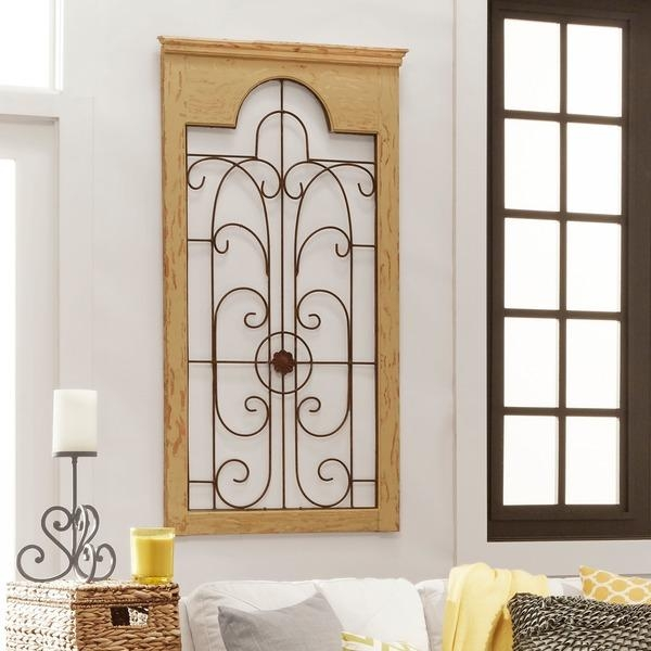 Wall Art Designs: Best Ideas Wood And Metal Wall Art Ideas, Wall With Regard To Wood And Iron Wall Art (Image 11 of 20)