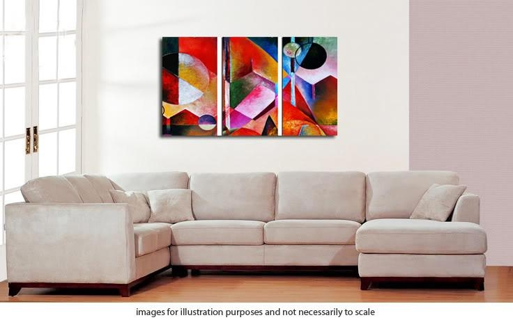 Wall Art Designs: Best Triptych Canvas Wall Art Uk Custom Triptych With Split Wall Art (Image 17 of 20)