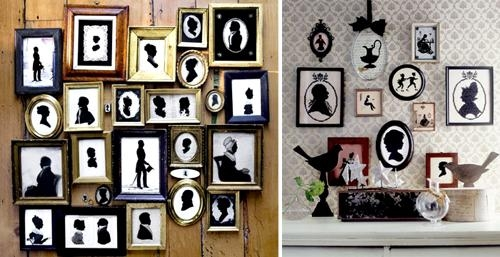 Wall Art Designs: Family Wall Art Frames For Silhouette Pictures For Family Wall Art Picture Frames (Image 16 of 20)