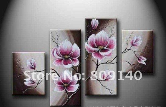 Wall Art Designs: Floral Wall Art Ideas, Framed Floral Wall Art Throughout Flower Wall Art Canvas (Image 20 of 20)