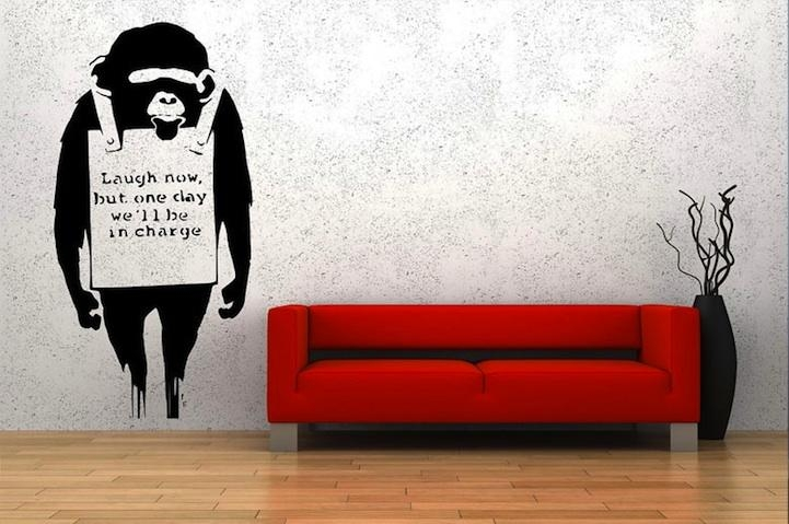 Wall Art Designs: Incredible Attractive Famous Wall Art Designs With Street Wall Art Decals (Image 19 of 20)