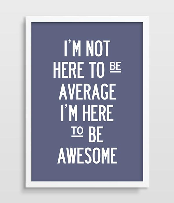 Wall Art Designs: Inspirational Wall Art Typographic Print Throughout Motivational Wall Art For Office (Image 17 of 20)