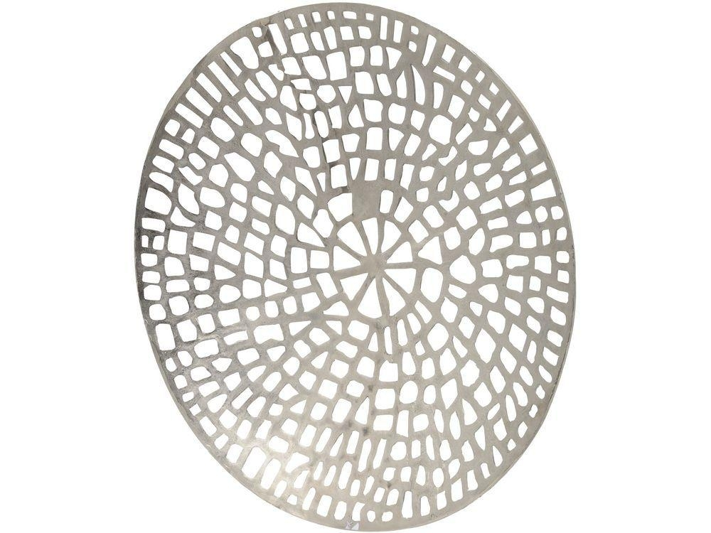 Wall Art Designs: Round Metal Wall Art Coral Design Round Wall Intended For Large Round Metal Wall Art (Image 15 of 20)