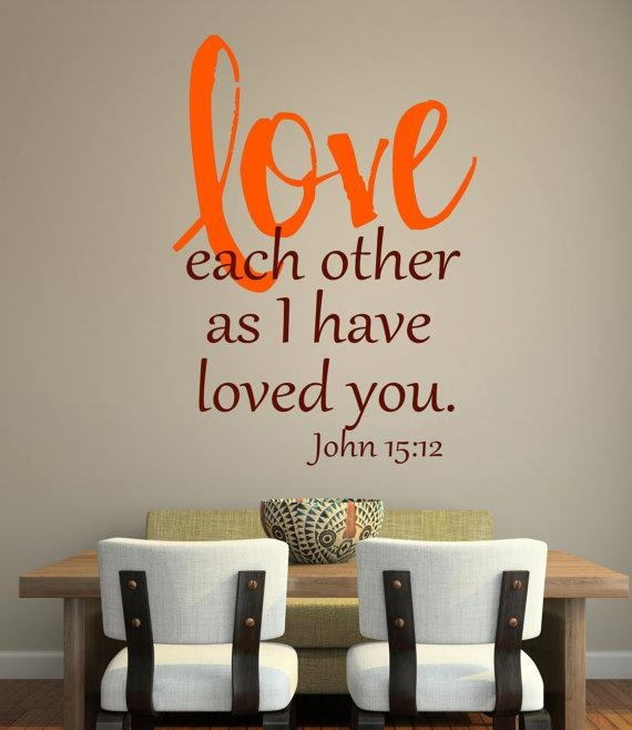Wall Art Designs: Scripture Wall Art Home Design Ideas Bible Wall With Regard To Biblical Wall Art (Image 18 of 20)