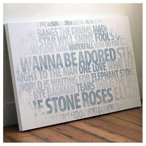Wall Art Designs: Spectacular Available Designs Typography Canvas For Typography Canvas Wall Art (View 2 of 20)