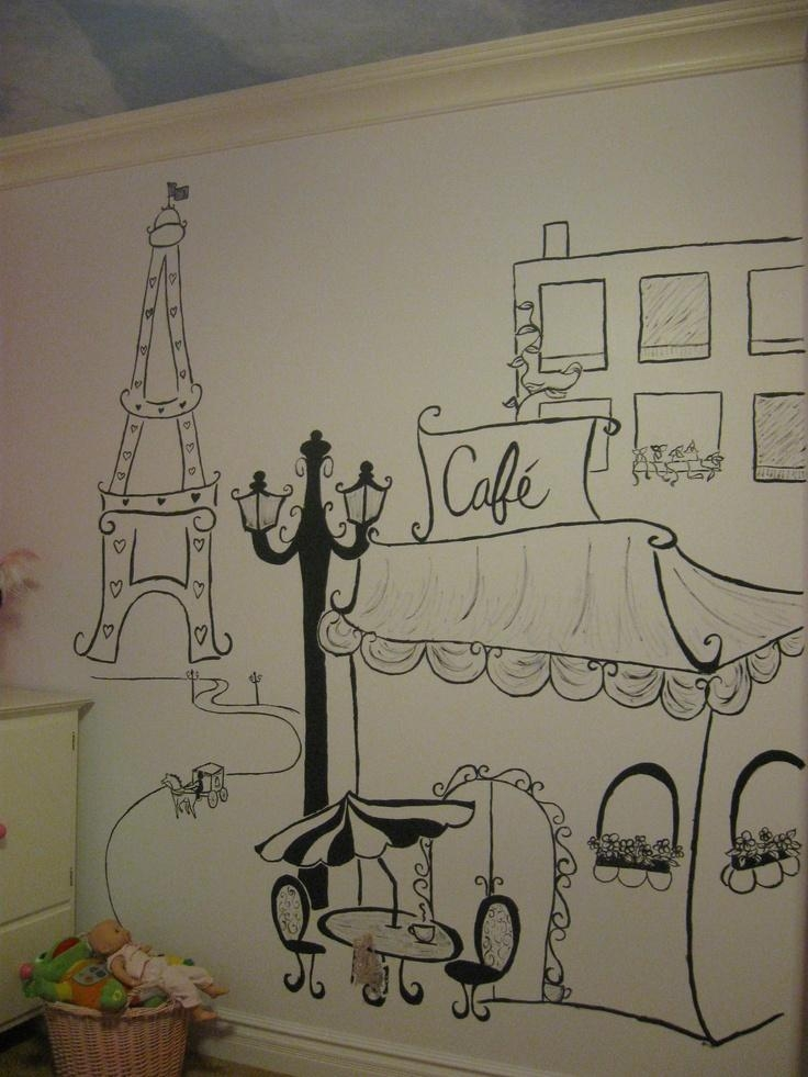 Wall Art Designs: Stunning Good Example Of Wall Art Paris Theme For Parisian Wall Art (Image 16 of 20)