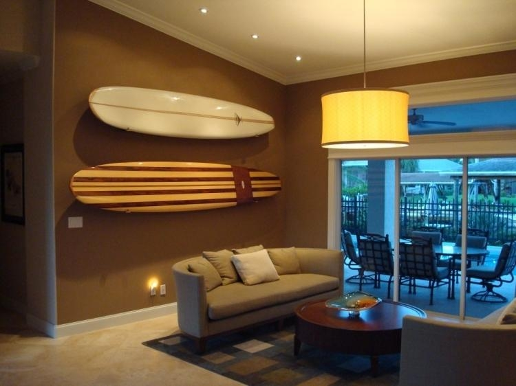 Wall Art Designs: Surfboard Wall Art Decorative Surfboard Wall Art Inside Surf Board Wall Art (View 14 of 20)
