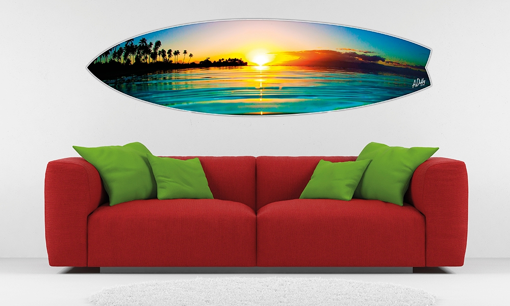 Wall Art Designs: Surfboard Wall Art Surfboard Wall Decor Home Regarding Surf Board Wall Art (View 6 of 20)