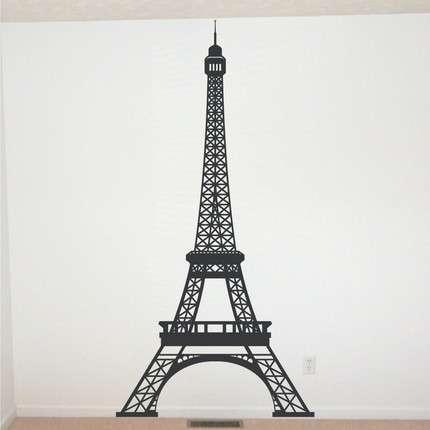 Wall Art Designs: Wall Art Eiffel Tower Best Inpsiration Sculpture Intended For Eiffel Tower Wall Art (Image 20 of 20)